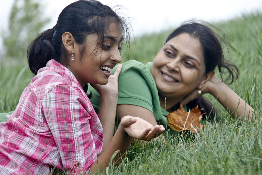 Parent Leaders - Mother with Young Adult Child